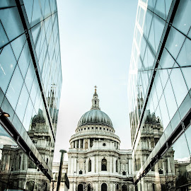 St Pauls by Prashanth Reddy - Buildings & Architecture Statues & Monuments
