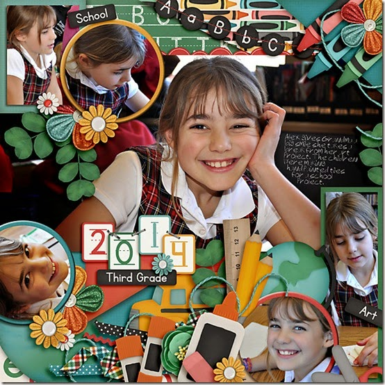 3rdgradAlexatSchool2014