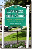 Lewiston Baptist Church