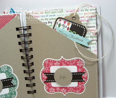 TakeNoteHoliday2011Planner_Pocket4and5_Closeup