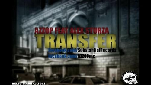 Azzop cu Alex Sturza - Transfer