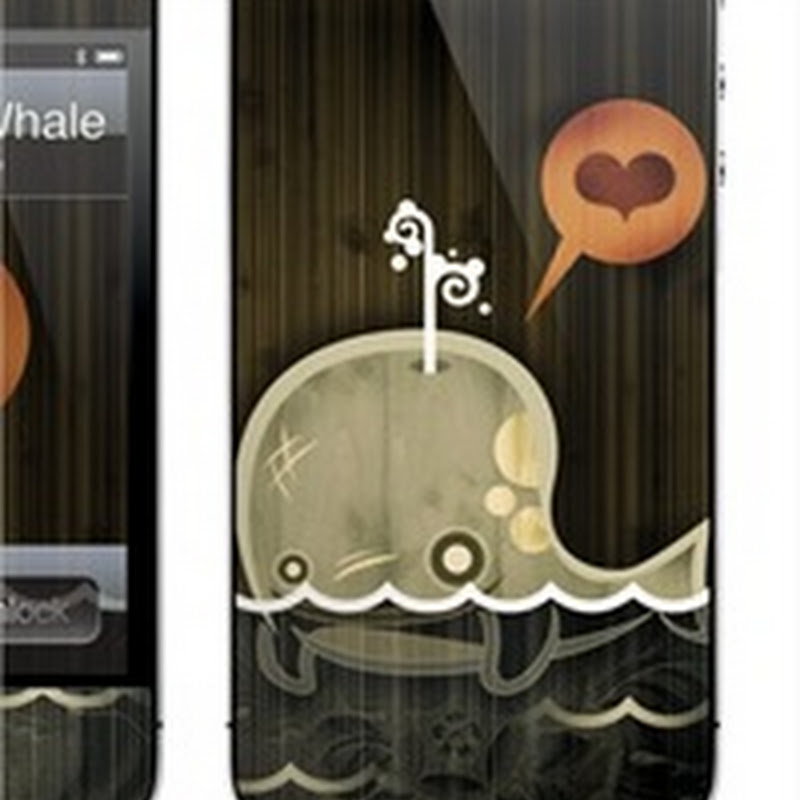 15 bonitos skins para iPhone