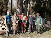 Die Holzarbeiter