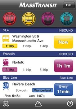Free Bus Schedule App