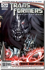 P00004 - Transformers 3_ Dark of t