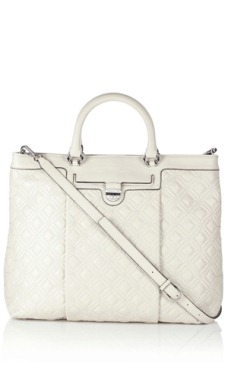 KM Limited Edition Quilted Shopper