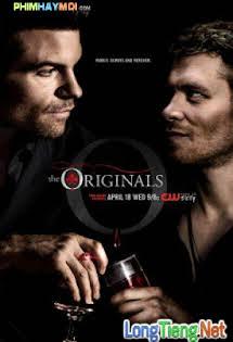 Gia Đình Thủy Tổ (Ma Cà Rồng Nguyên Thủy 5) - The Originals :Season 5