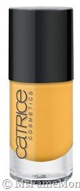 Ultimate Nail Lacquer - 865 Yellow Sub-Mandarin