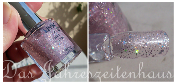 NYX Dynamic Glitter