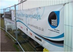 westwood banner