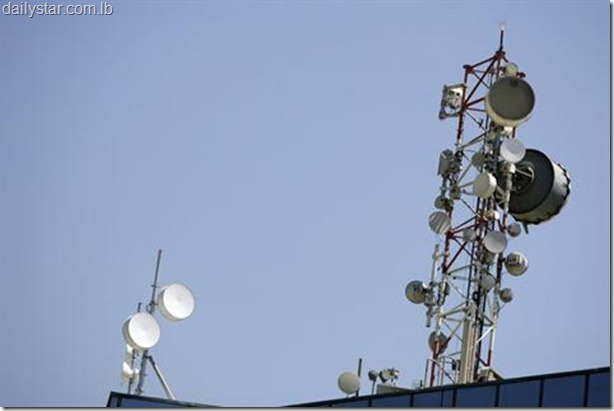Network Antenna Lebanon