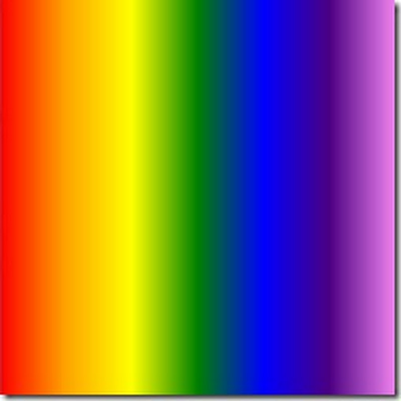 Tabela com código de cores em HTML