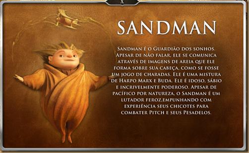sandmam