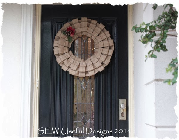 Wreath outdoor 1