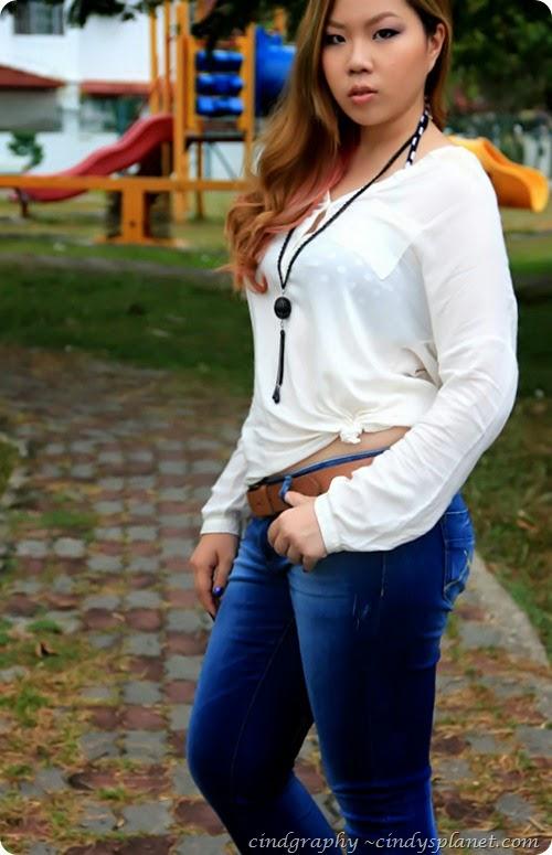 Promod skinny jeans (4)