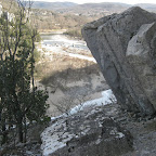 Ardèche im Winter 2001/2012