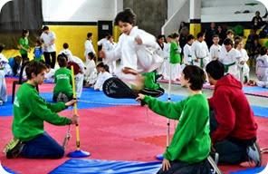 Fue organizado por la Escuela CETRA Argentina y fiscalizado por la Asociación de Taekwondo del partido de La Costa.
