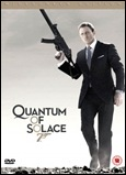 Quantum of Solace - poster