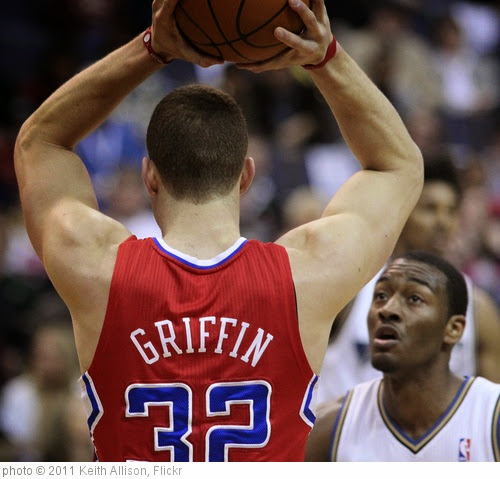 'Blake Griffin and John Wall' photo (c) 2011, Keith Allison - license: https://creativecommons.org/licenses/by-sa/2.0/