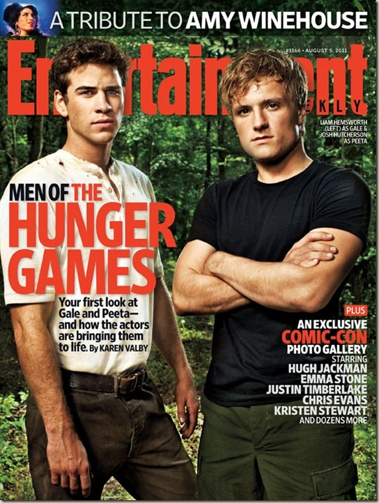 hunger games movie peeta and gale
