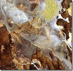 2. October. Browns. Algerian Sahara