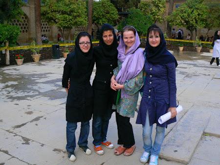 Gradina Shiraz, Iran
