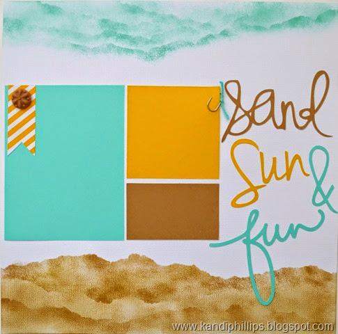 Sand Sun & Fun
