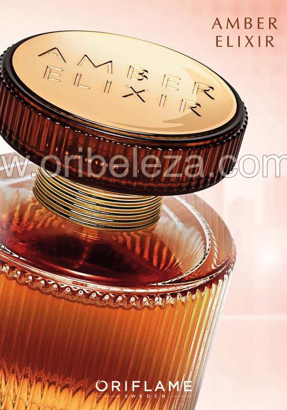 Amber Elixir – Catálogo 11/2011 da Oriflame