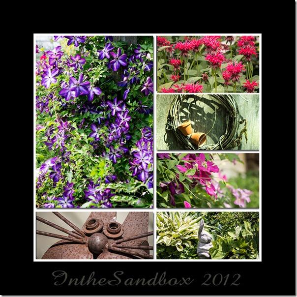 Donna McMaster Garden mosaic