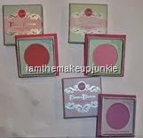 Sigma Creme de Couture Blushes