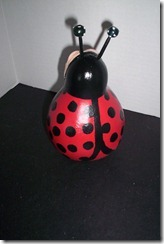 Creative Paperclay Ladybug 6-17-12 014