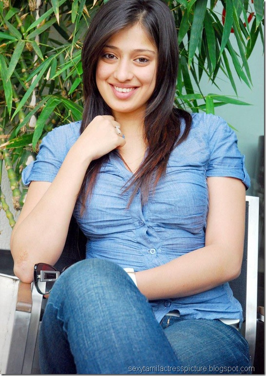lakshmi_rai_tight_jeans_and_shirt_stills_06