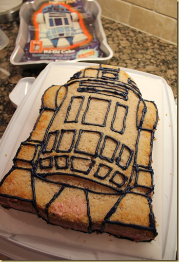 Way More Homemade R2d2 Cake Decorating Steps Tips