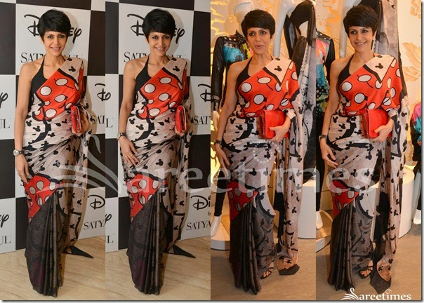 Mandira_Bedi_Satya_Paul_Saree