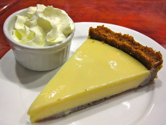 Key Lime Pie by Mamou