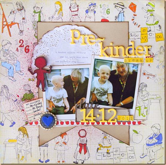 pre kinder