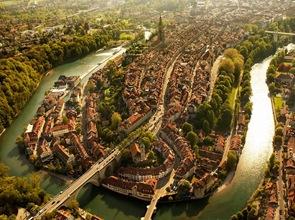 estilo-de arquitectura-de-La-ciudad-suiza-de-Berna