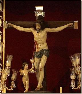 Cristo sangrante