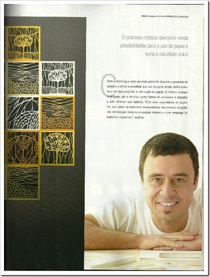 CLIPPING REVISTA DCASA 04 FEVEREIRO 2012