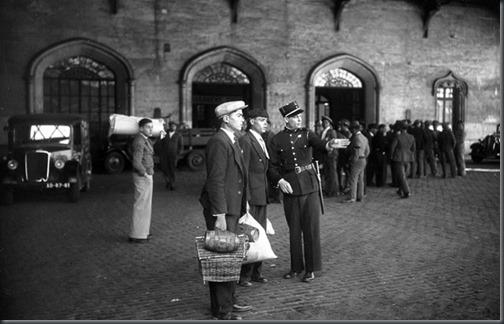 1939 Chegada de Recrutas