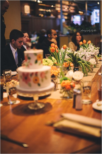 Portsmouth Brewery Wedding Flowers Ideas in Bloom Photography by KLC