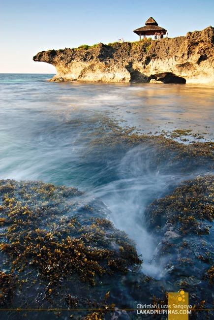 Waves at Patar's Coastal Landscapes