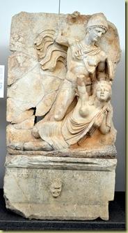Aphrodisias Sebastieon Claudius Bretannia