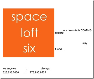 Space Loft Six