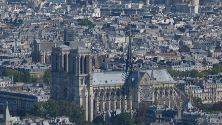 Things to do in Paris: visit Notre Dame Cathedral