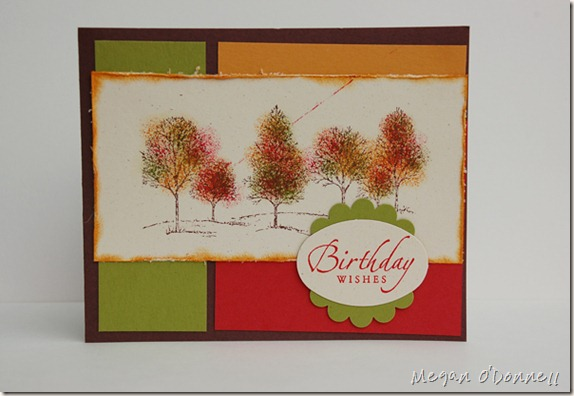 Tree-birthday