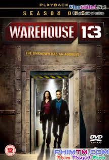 Nhà Kho Số 13 :Phần 1 - Warehouse 13 Season 1 Tập 11 12 Cuối