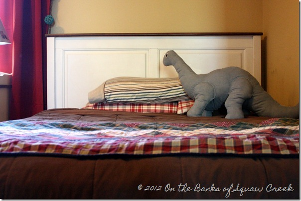 little boy bed