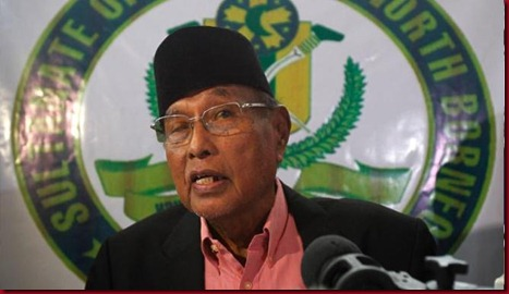 Polisi Diraja Malaysia Ditangkap Kesultanan Sulu