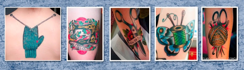 Crafty tattoos